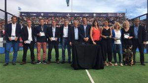 homenaje leyenda jugadores argentinos