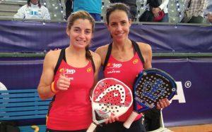Marta y Alejandra campeonas del mundo